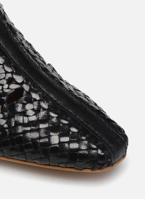 Stivaletti e tronchetti Made by SARENZA Riviera Couture Boots #1 Nero immagine sinistra