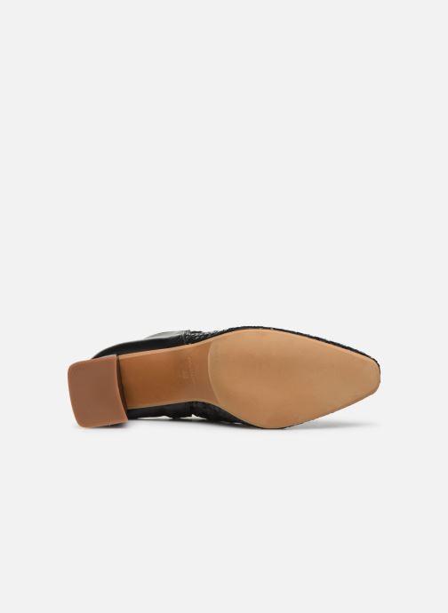 Bottines et boots Made by SARENZA Riviera Couture Boots #1 Noir vue haut