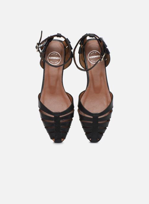 Ballerina's Made by SARENZA South Village Ballerine #1 Zwart model