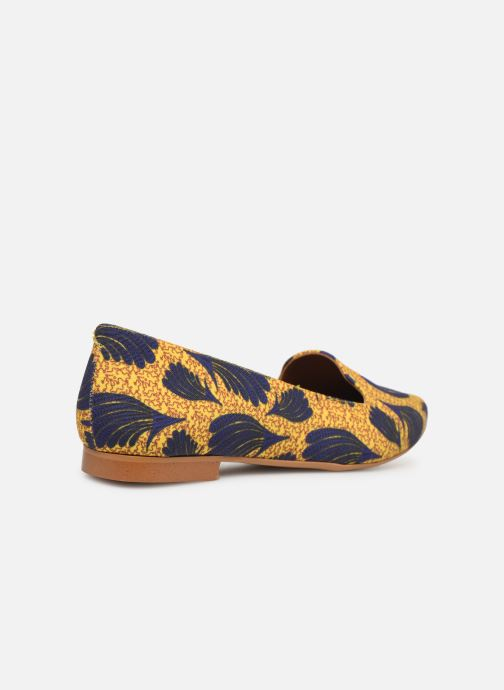 Mocassini Made by SARENZA Africa Vibes Mocassin #1 Giallo immagine frontale
