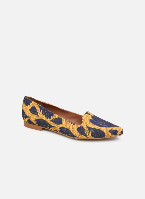 Mocasines Made by SARENZA Africa Vibes Mocassin #1 Amarillo vista lateral derecha