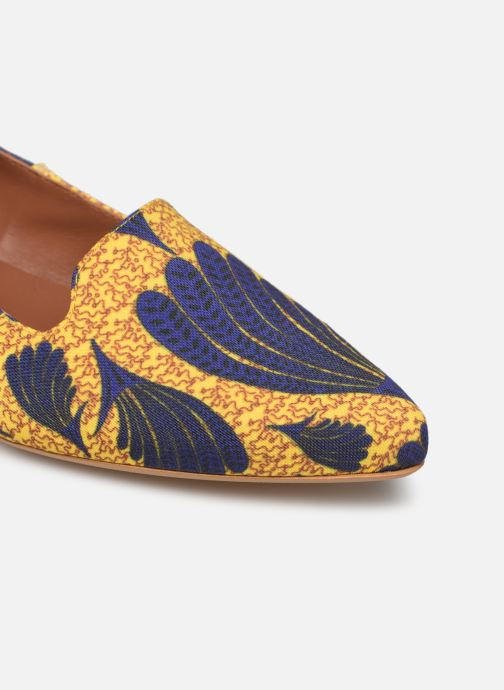 Mocassini Made by SARENZA Africa Vibes Mocassin #1 Giallo immagine sinistra
