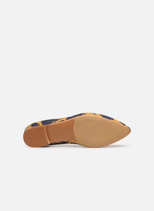 Mocassins Made by SARENZA Africa Vibes Mocassin #1 Geel boven