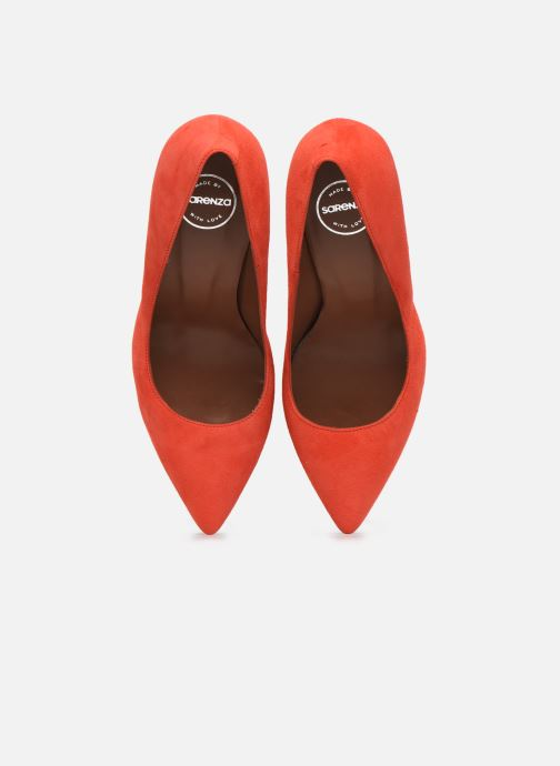 Pumps Made by SARENZA Riviera Couture Escarpin #7 Oranje model