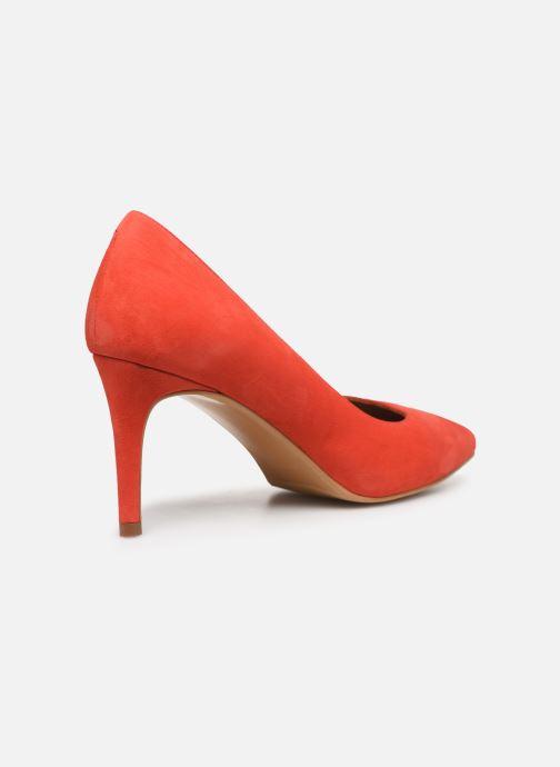 Zapatos de tacón Made by SARENZA Riviera Couture Escarpin #7 Naranja vista de frente