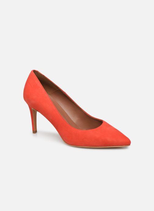 Zapatos de tacón Made by SARENZA Riviera Couture Escarpin #7 Naranja vista lateral derecha