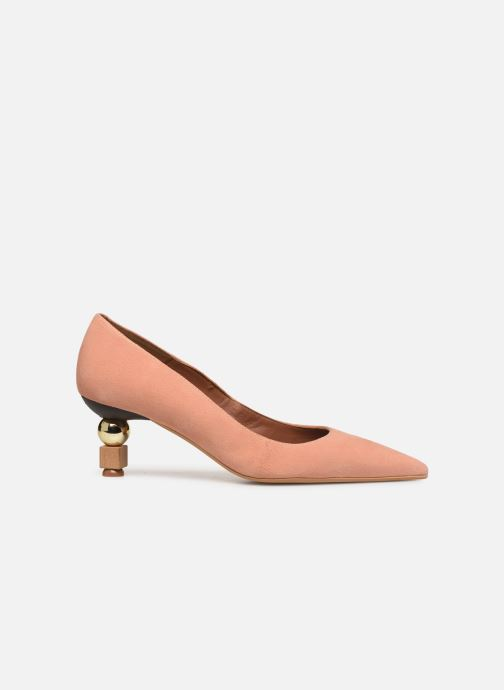 Pumps Made by SARENZA Riviera Couture Escarpin #2 rosa detaillierte ansicht/modell