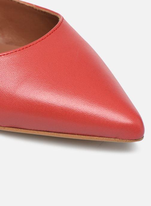 Pumps Made by SARENZA Riviera Couture Escarpin #5 rot ansicht von links