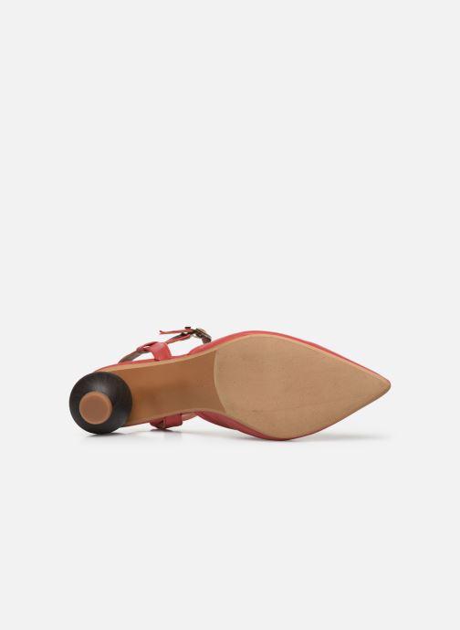 Zapatos de tacón Made by SARENZA Riviera Couture Escarpin #5 Rojo vista de arriba