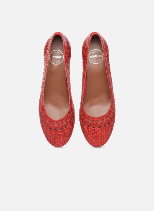 Zapatos de tacón Made by SARENZA Riviera Couture Escarpin #6 Rojo vista del modelo