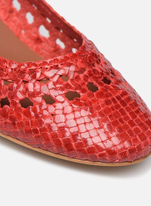 Zapatos de tacón Made by SARENZA Riviera Couture Escarpin #6 Rojo vista lateral izquierda
