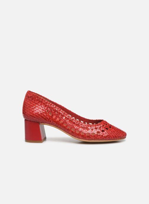 Escarpins Made by SARENZA Riviera Couture Escarpin #6 Rouge vue détail/paire