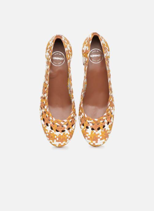 Zapatos de tacón Made by SARENZA Riviera Couture Escarpin #6 Multicolor vista del modelo