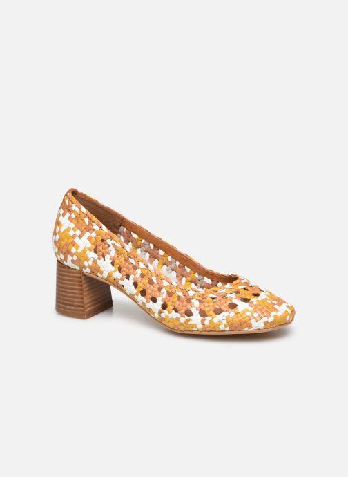 Zapatos de tacón Made by SARENZA Riviera Couture Escarpin #6 Multicolor vista lateral derecha
