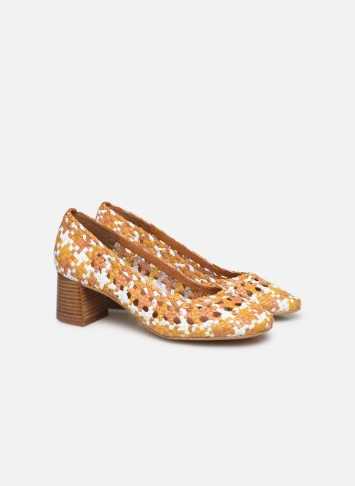 Zapatos de tacón Made by SARENZA Riviera Couture Escarpin #6 Multicolor vistra trasera