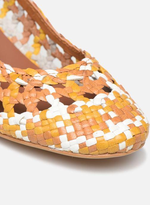 Escarpins Made by SARENZA Riviera Couture Escarpin #6 Multicolore vue gauche