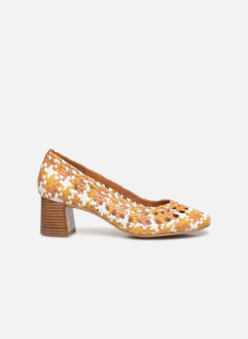 Escarpins Made by SARENZA Riviera Couture Escarpin #6 Multicolore vue détail/paire
