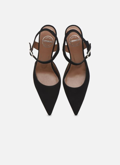 Zapatos de tacón Made by SARENZA Riviera Couture Escarpin #8 Negro vista del modelo