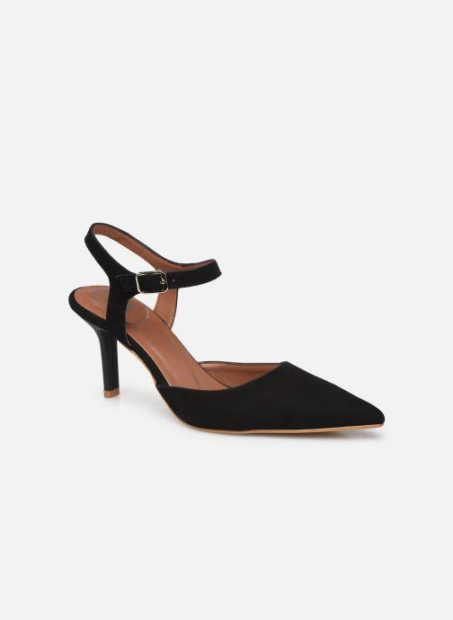 Zapatos de tacón Made by SARENZA Riviera Couture Escarpin #8 Negro vista lateral derecha