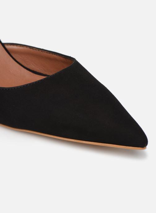 Zapatos de tacón Made by SARENZA Riviera Couture Escarpin #8 Negro vista lateral izquierda