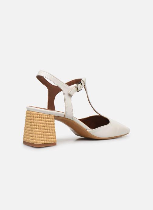 Escarpins Made by SARENZA Riviera Couture Escarpin #4 Blanc vue face