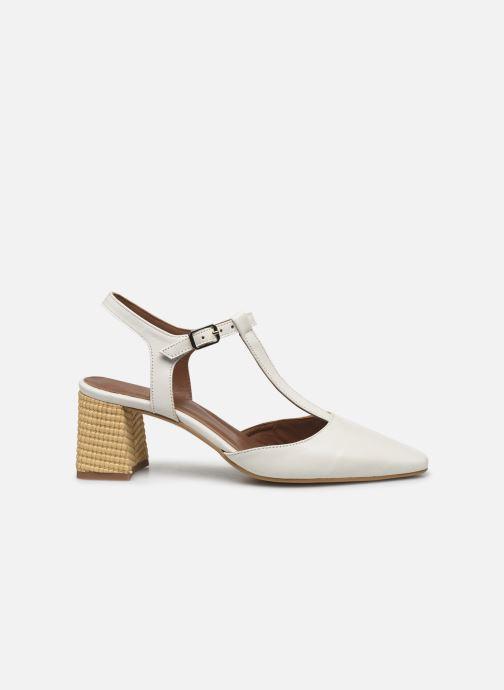 Escarpins Made by SARENZA Riviera Couture Escarpin #4 Blanc vue détail/paire