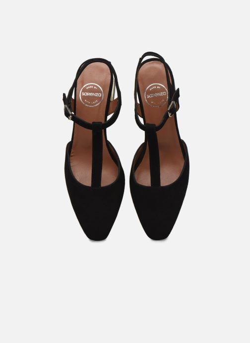 Décolleté Made by SARENZA Riviera Couture Escarpin #4 Nero modello indossato