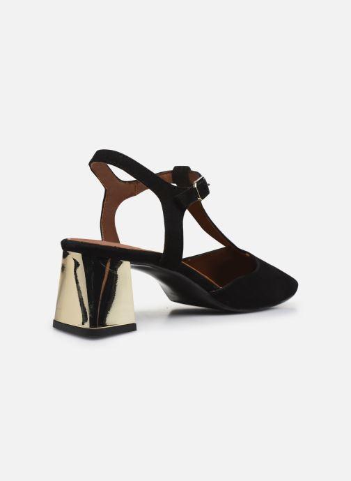 Zapatos de tacón Made by SARENZA Riviera Couture Escarpin #4 Negro vista de frente
