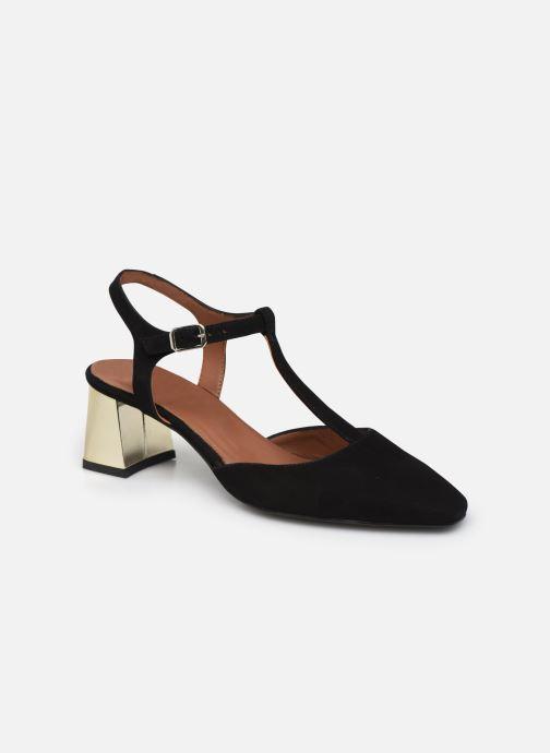 Zapatos de tacón Made by SARENZA Riviera Couture Escarpin #4 Negro vista lateral derecha