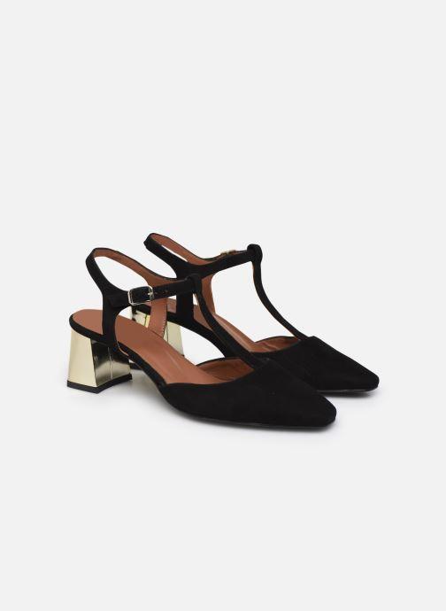 Zapatos de tacón Made by SARENZA Riviera Couture Escarpin #4 Negro vistra trasera