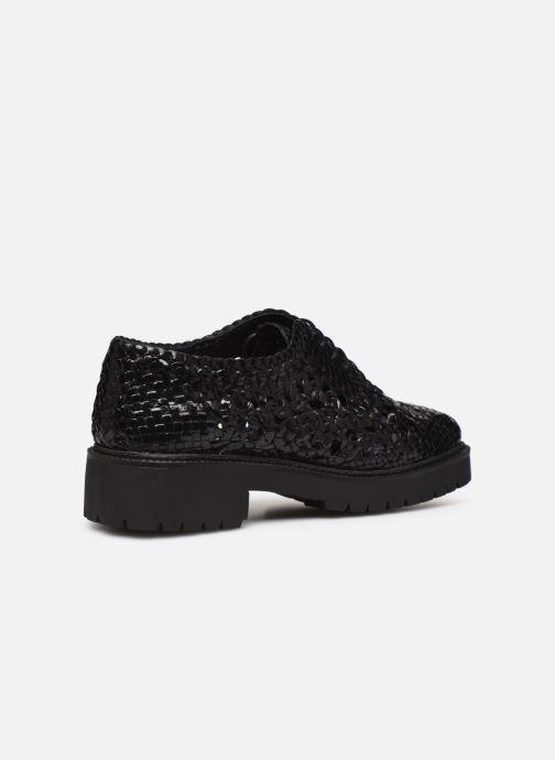 Chaussures à lacets Made by SARENZA Riviera Couture Souliers #1 Noir vue face