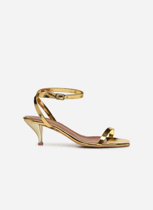 Sandalias Made by SARENZA Riviera Couture Sandales à Talon #1 Oro y bronce vista de detalle / par