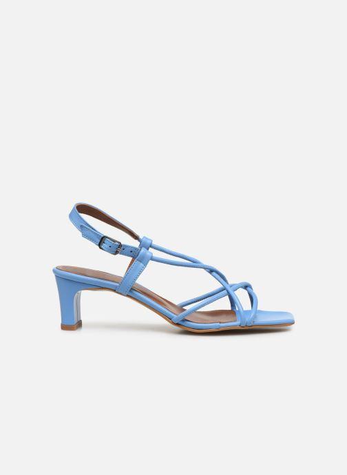 Sandales et nu-pieds Made by SARENZA Riviera Couture Sandales à Talon #3 Bleu vue détail/paire