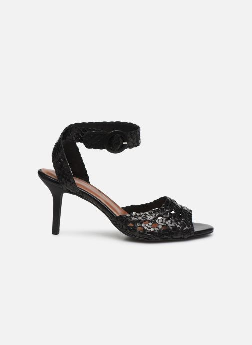 Sandalen Made by SARENZA Riviera Couture Sandales à Talon #5 schwarz detaillierte ansicht/modell