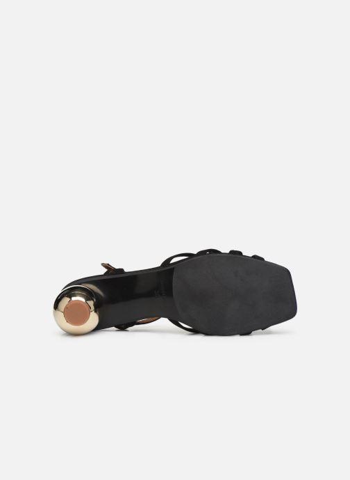 Sandalias Made by SARENZA Riviera Couture Sandales à Talon #2 Negro vista de arriba