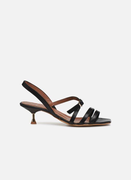 Sandalias Made by SARENZA Riviera Couture Sandales à Talon #4 Negro vista de detalle / par