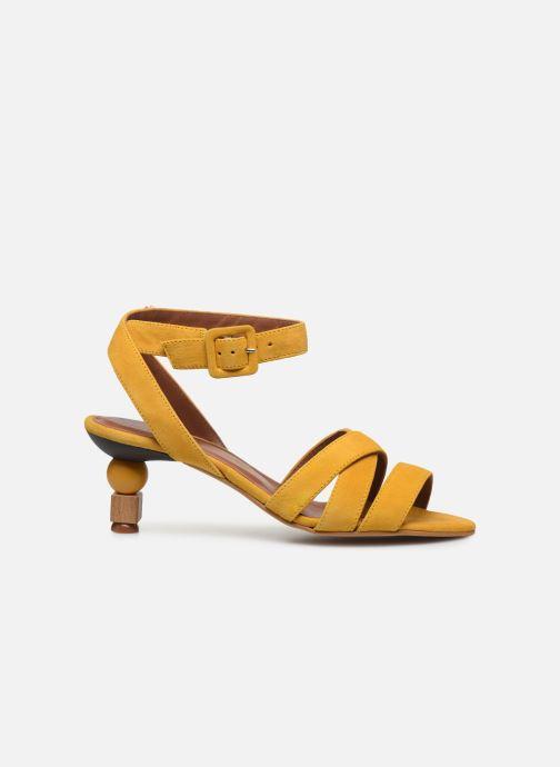 Sandali e scarpe aperte Made by SARENZA Riviera Couture Sandales à Talon #6 Giallo vedi dettaglio/paio