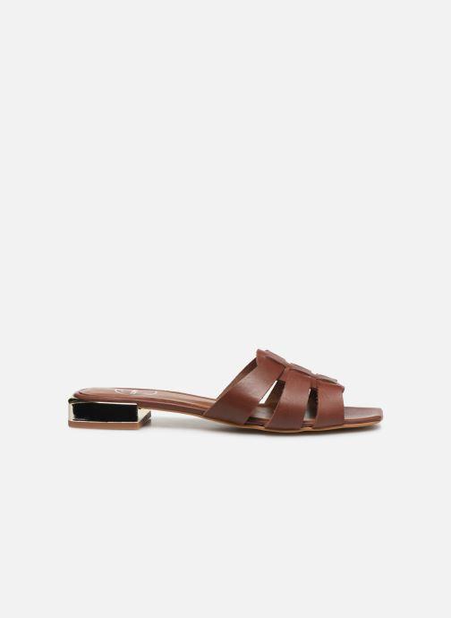 Clogs & Pantoletten Made by SARENZA South Village Mules #1 braun detaillierte ansicht/modell