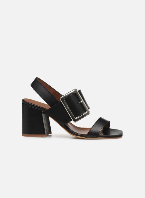 Sandales et nu-pieds Made by SARENZA South Village Sandales à Talons #5 Noir vue détail/paire