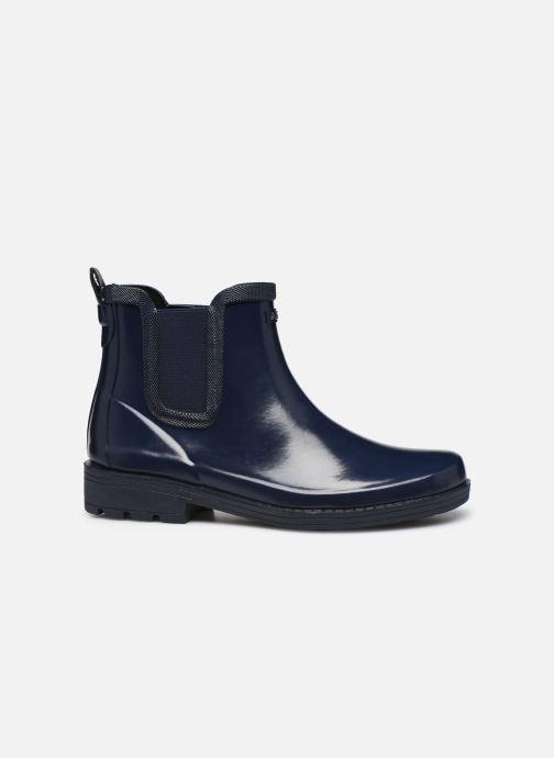 Bottines et boots Aigle Carville Bleu vue derrière
