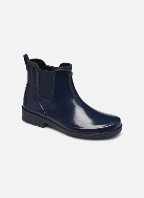 Bottines et boots Aigle Carville Bleu vue détail/paire