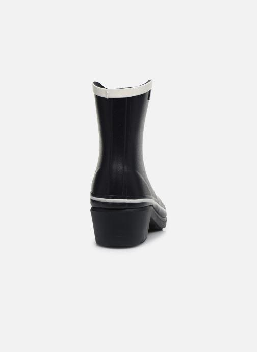 Bottines et boots Aigle Ms Jul Pop - Made in France - Bleu vue droite