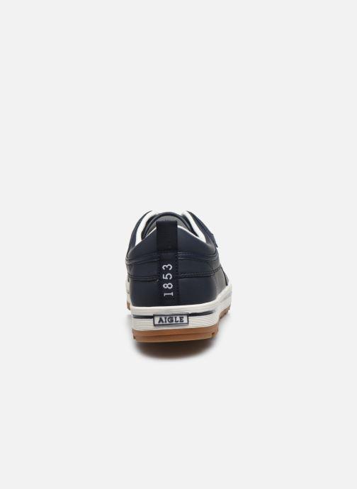 Sneakers Aigle Perros Blauw rechts