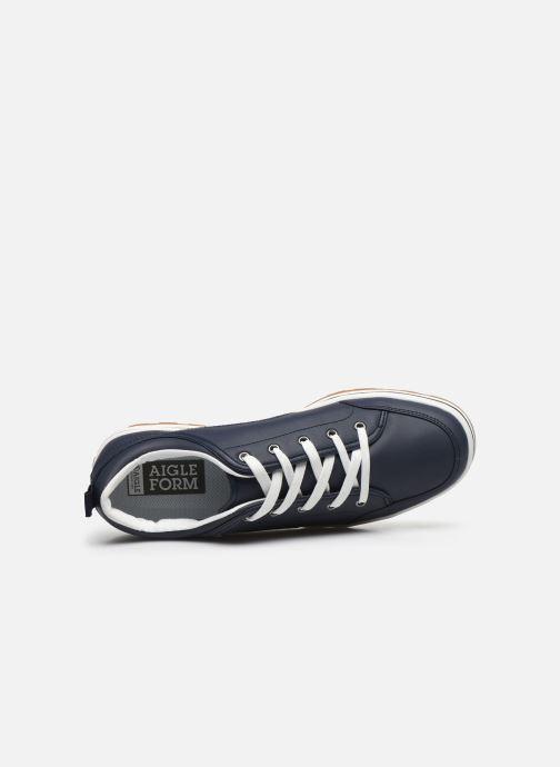 Sneakers Aigle Perros Blauw links