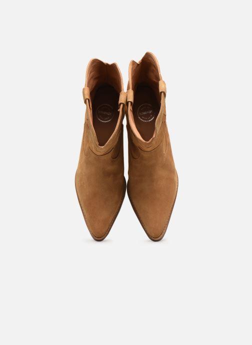 Boots en enkellaarsjes Made by SARENZA Summer Folk Boots #3 Beige model