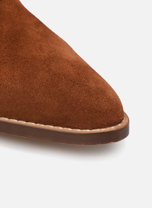 Stivaletti e tronchetti Made by SARENZA Summer Folk Boots #3 Marrone immagine sinistra