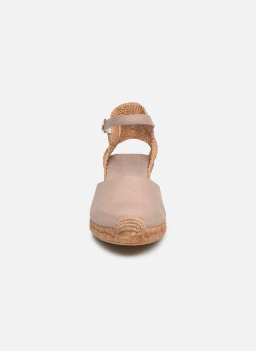 Espadrilles Georgia Rose Ipono Beige vue portées chaussures