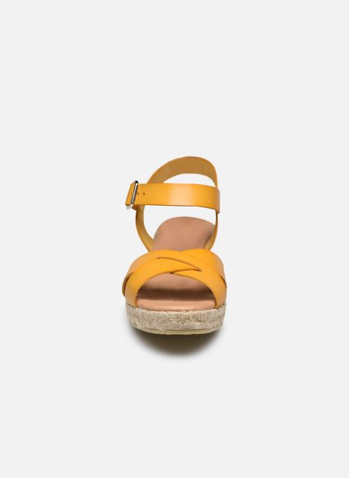 Espadrilles Georgia Rose Ifona Geel model