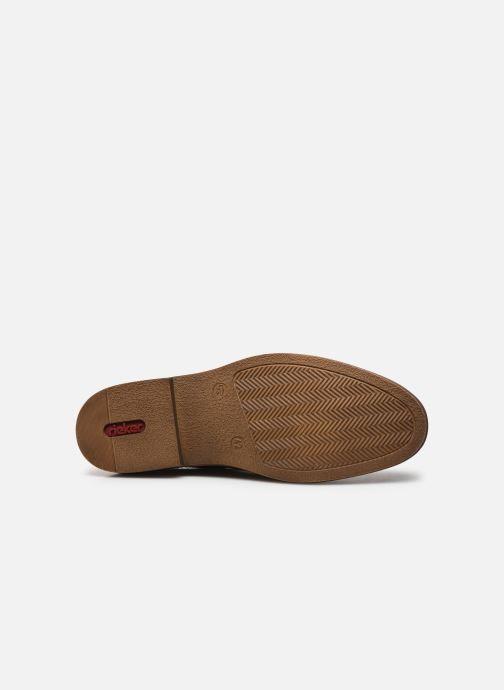 Chaussures à lacets Rieker Karol Marron vue haut