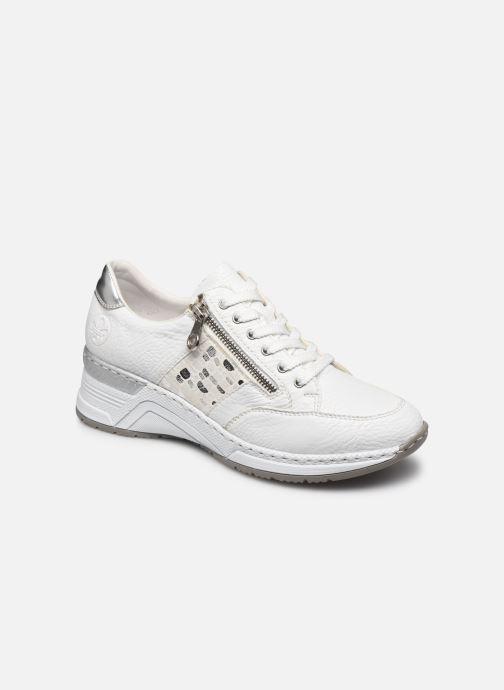 Sneaker Rieker Janis weiß detaillierte ansicht/modell